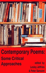 Contemporary Poems: Some Critical Approaches